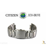 Citizen Eco-Drive CA0260-52E Silver-Tone Titanium Watch Band CA0260-52H - $199.95