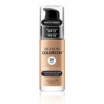 Revlon ColorStay Liquid Makeup for Combination/Oily, Natural Tan*UK - $45.75