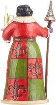 "Jim Shore French Santa  Around the World Collection 7.25"" High Christmas Figure image 2"
