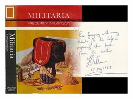 An item in the Books category: MILITARIA. [Hardcover] [Jan 01, 1969] Wilkinson, Frederick