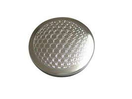 Kiola Designs Silver Toned Etched Round Golf Ball Pendant Magnet - $19.99