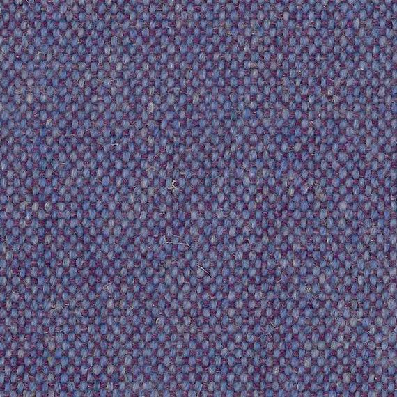 1.375 yds Camira Upholstery Fabric Main Line Flax Charring Purple Wool MLF27 NV