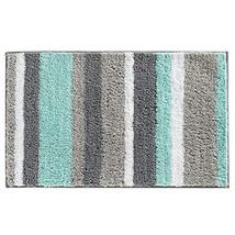HEBE Non-Slip Bathroom Rug Mat Shag Microfiber Shower Bath Rug Absorbent... - $18.75