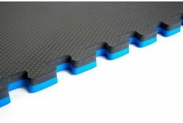 Pre Norsk Reversible de Usos Múltiples Conectados Azul/Negro Espuma Suelo - $26.71