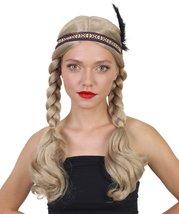 Native American Style Wig HW-1104 - £25.28 GBP