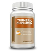 GS Supplements - Turmeric Curcumin for Anti-Inflammatory, Pain Relief, Antiox... - $38.99