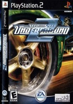 Need for Speed Underground 2 - PlayStation 2 - $70.73