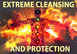 100x HAUNTED EXTREME CLEANSING AND PROTECTION ANCIENT HIGH MAGICK Witch ... - $177.77