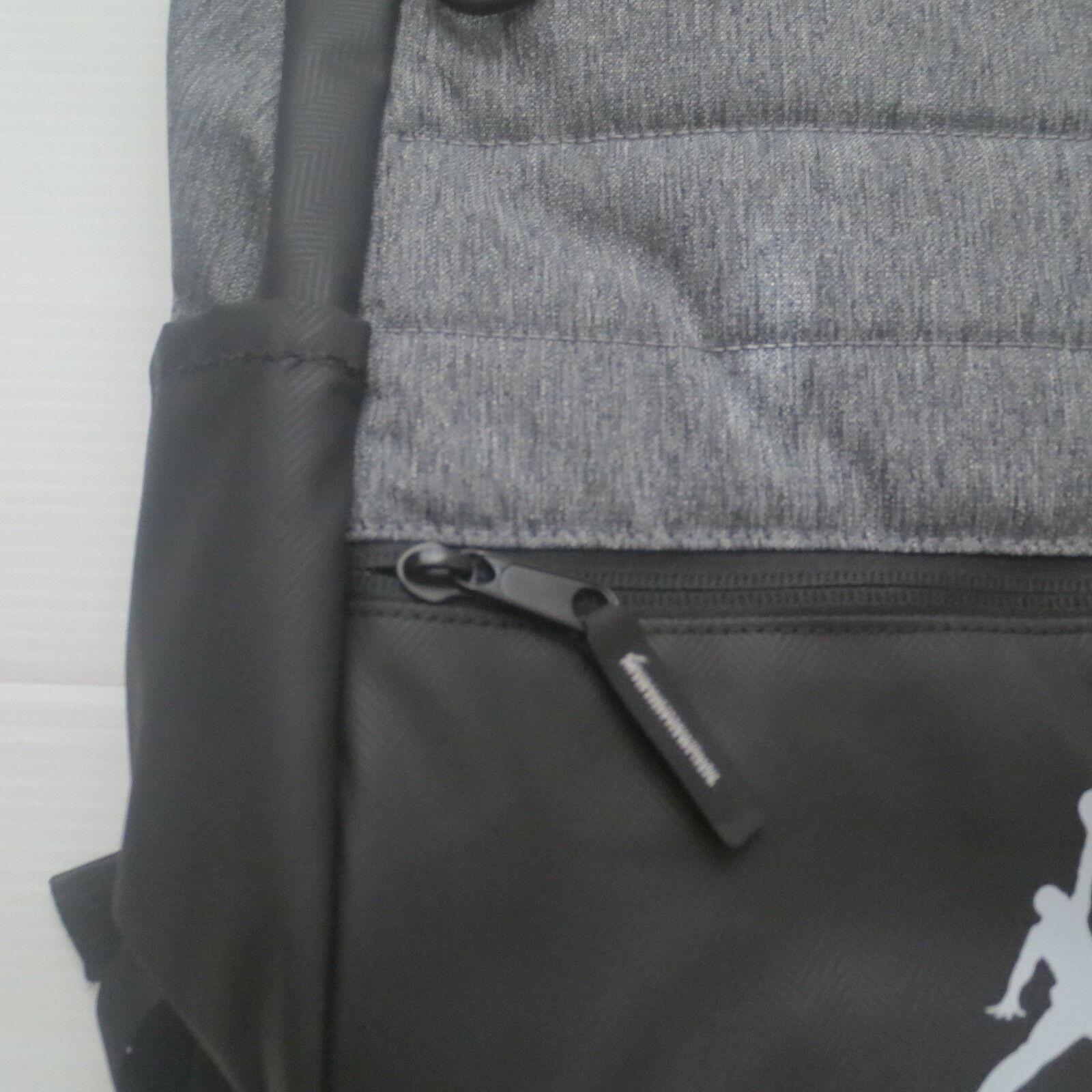 Nike Jordan Airborne Backpack - 9A1944 - Gray - NWT image 3