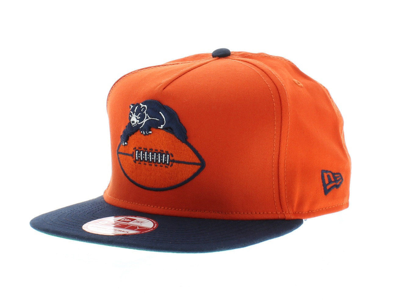 Primary image for New Era 9Fifty NFL CHICAGO BEARS hat cap Snapback Size M/L