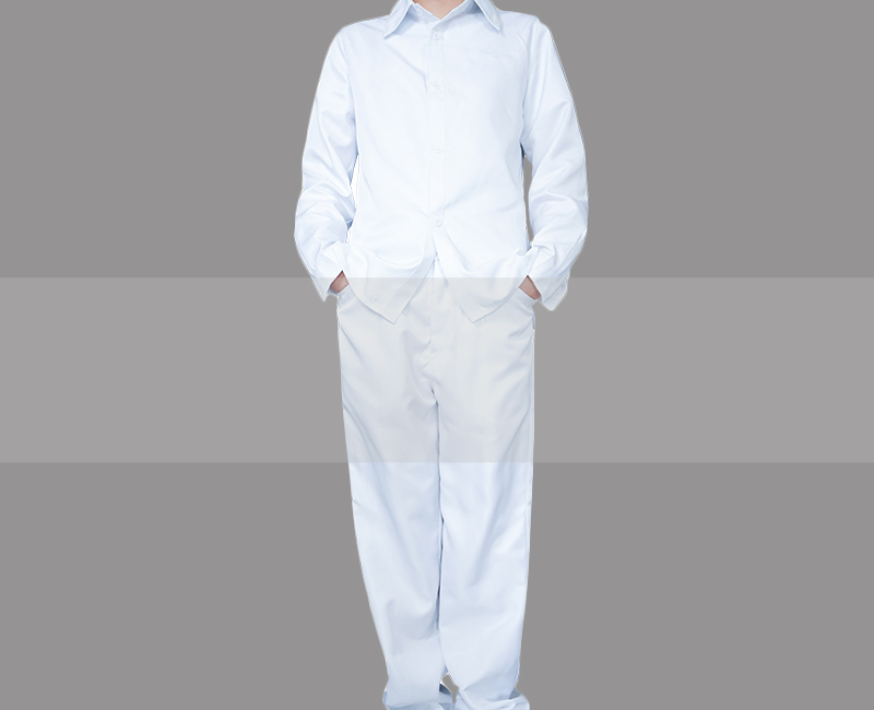 The promised neverland ray norman orphanage uniform cosplay costume for sale