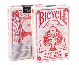 1 Deck Bicycle Cyclist Red Poker Playing Cards  Brand New Deck - $2.79