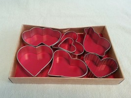 Metal Cookie Cutters. Hearts - $4.95