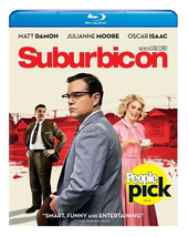 Suburbicon [Blu-ray] (2018)