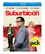 Suburbicon [Blu-ray] (2018) - $5.00