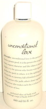 PHILOSOPHY'S UNCONDITIONAL LOVE PERFUMED OLIVE OIL BODY SCRUB SIZE 480 M... - $15.00