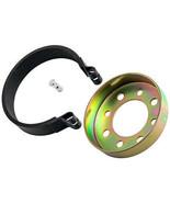 "4"" Brake Band Drum Go Kart Mini Bike Cable pin ATV 2"" ID Center Hole Uni... - $36.91"