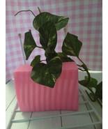 Raspberry patchouli soap, soap - $5.00