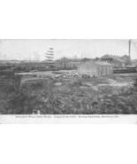 Babcock & Wilcox Boiler Works Barberton Ohio 1910 postcard - £7.48 GBP