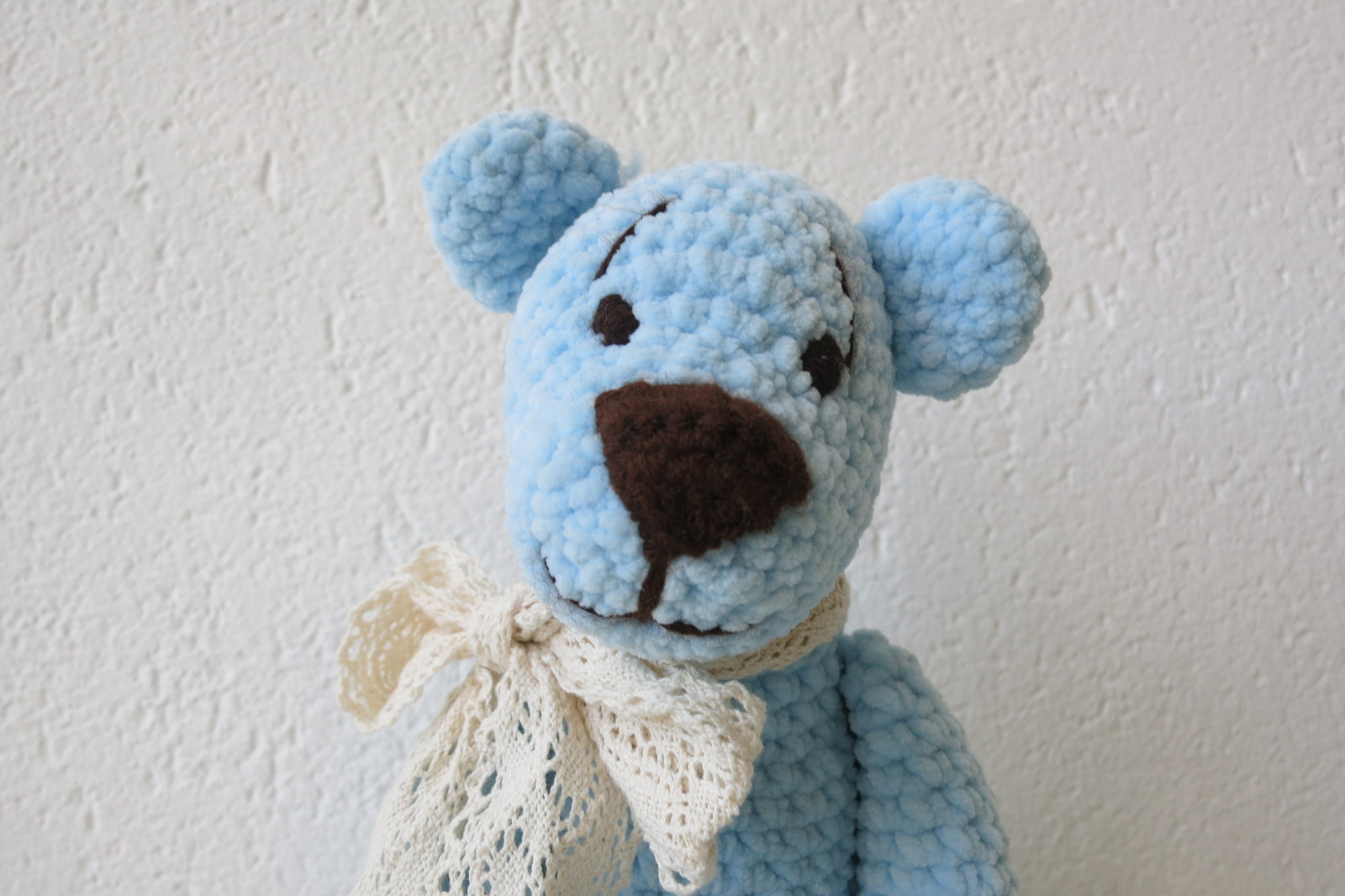 Amigurumi -Teddy Bear Alex-teddy bear toy-collectible decorative bear-decoration