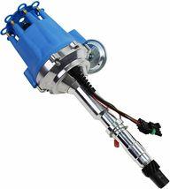 Pro Series R2R Distributor AMC Jeep 290 304 343 360 390 401 V8 Blue image 7