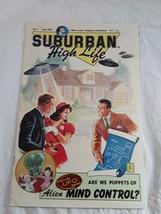 Suburban High Life Comic Book #1 1987 Second Printing Slave Labor Graphics  - $10.00