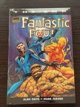 Fantastic Four: The End Hardcover Graphic Novel - $7.00