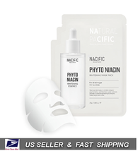 [ NACIFIC ] Phytoniacin Whitening Mask Pack 3~10 PCS (QTY - Choose Option) - $9.89+