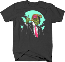 Zombie Donald Trump with Exposed Muscle and Brain Political Tshirt - $12.75+