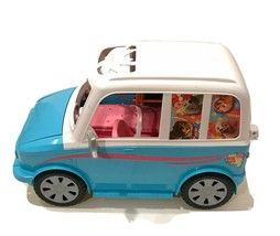 Barbie Ultimate Puppy Mobile Jeep Fold Out Playset - $36.64