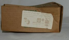 Watco 901 PP PVC BZ Oil Rubbed Bronze Innovator Push Pull Half Kit image 5