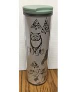 New Starbucks Acrylic Holiday Bear Tumbler - $19.49