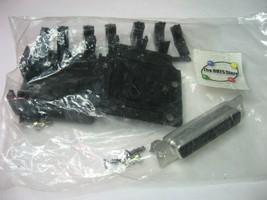 Connector Kit DB25 Female D-Sub Plastic Hood w. Hardware - NOS Qty 1 - $4.74