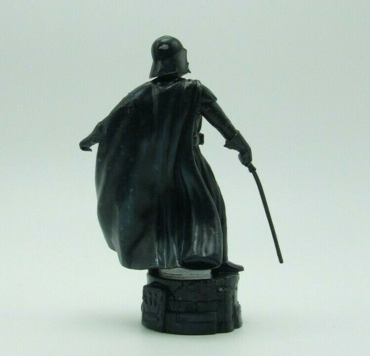 Star Wars Saga Edition Black Darth Vader Queen Chess Replacement Game Piece image 3