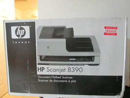 Genuine HP ScanJet 8390 Flatbed Scanner L1962A New in Box - $1,331.10
