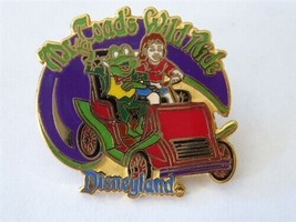 Disney Trading Pins 661 DL - 1998 Attraction Series - Mr. Toad's Wild Ride (J. T - $32.73