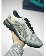 Asics Men's Gel-Kayano 25 Grey Running Shoe - $270.00