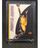 2000-01 Upper Deck #438 Kobe Bryant LA Lakers EX-NM *FBGCOLLECTIBLES* - $7.70
