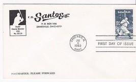 BABE RUTH #2046 CHICAGO, IL JULY 6, 1983 SANTOE CACHET D-1040 - ₹217.21 INR