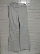 Women's The Limited Gray Size 0 Drew Fit Dress Pants - $8.46