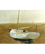 Andrew Wyeth Gravure Print THE SWEEP & BELOW DOVER, Maine - $24.74