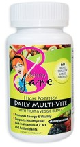 High Potency Daily Multi Vitamin by Skinny Jane - Supports Dieting and Energy - $27.99