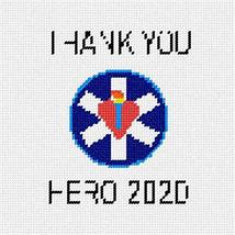 pepita Hero 2020 Needlepoint Kit - $88.00