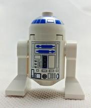 Lego Star Wars R2-D2 SW028 Original Minifigure 7106 7140 Astromech Droid - $4.99