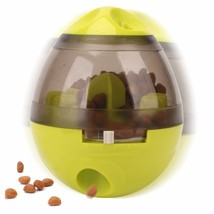 Noyal Dog Food Dispenser Ball Toy Fun and Interactive Roly-Poly Toy Ball - $16.98 CAD