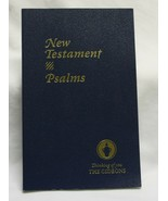 Thinking Of You The Gideons New Testament Psalms Soft Cover Gold Lettering - $7.91