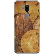 Antique clock LG G7 Phone Case - $15.99