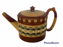 Royal Doulton Lambeth vtg England Pottery stoneware 4125 Pitcher Creamer... - $91.74