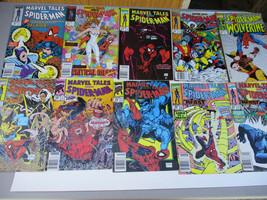 Marvel Tales Spiderman comic books Lot 231 232 234 235 236 238 239 240 2... - $41.67