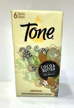 Tone Cocoa Butter w/ Vitamin E Original Bar Soap 4.25 oz  - 6 Bars Of Soap - $26.00